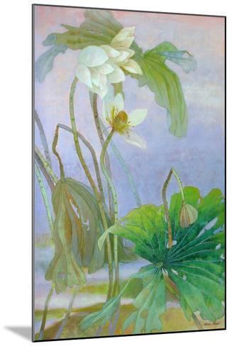 The Rise of White Lotus-Ailian Price-Mounted Art Print