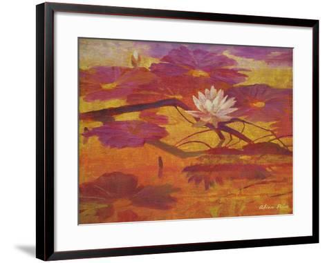 Passion-Ailian Price-Framed Art Print