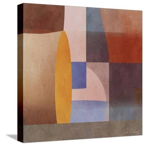 Abstract Tisa Schlemm 02-Joost Hogervorst-Stretched Canvas Print
