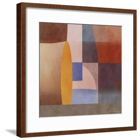 Abstract Tisa Schlemm 02-Joost Hogervorst-Framed Art Print