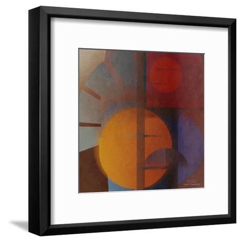 Abstract Tisa Schlemm 05-Joost Hogervorst-Framed Art Print