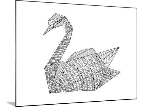 Origami 3-Neeti Goswami-Mounted Art Print
