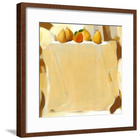 Still F-Mark Van Crombrugge-Framed Art Print