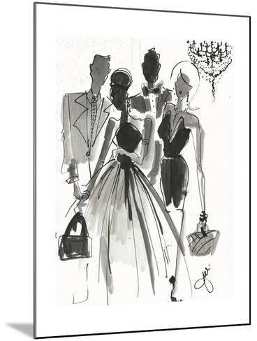 Date Night1-Jodi Pedri-Mounted Art Print