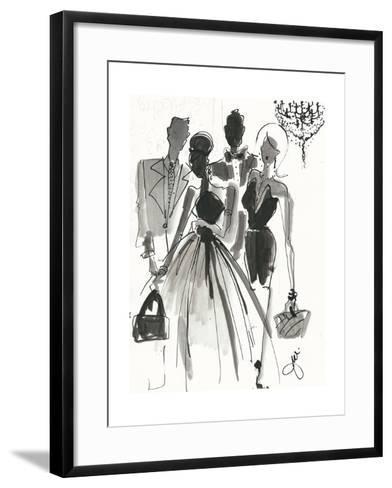 Date Night1-Jodi Pedri-Framed Art Print