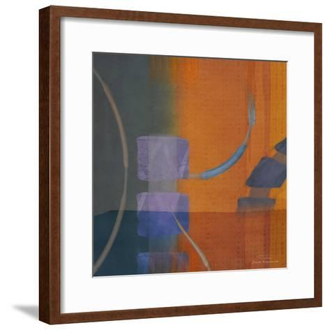 Abstract 02 I-Joost Hogervorst-Framed Art Print
