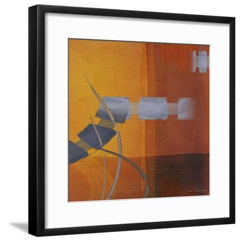 Abstract 02 II-Joost Hogervorst-Framed Art Print