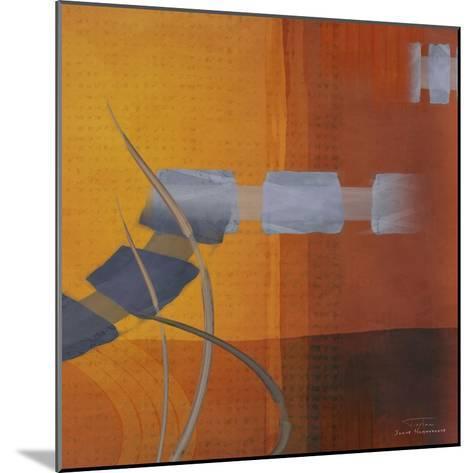Abstract 02 II-Joost Hogervorst-Mounted Art Print
