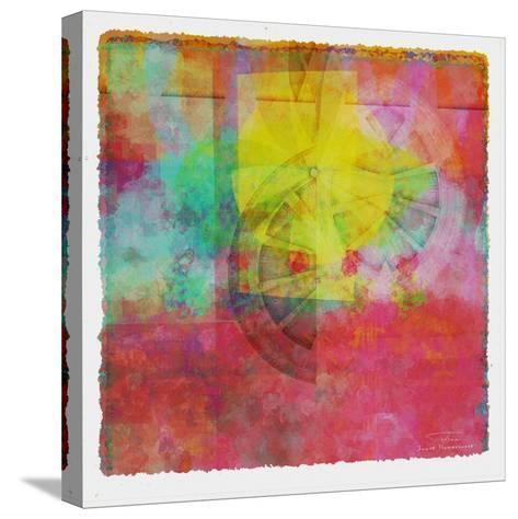 Abstract Soft Smooth 01-Joost Hogervorst-Stretched Canvas Print