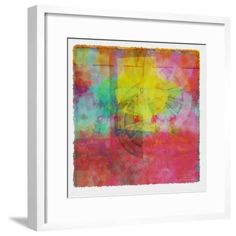 Abstract Soft Smooth 01-Joost Hogervorst-Framed Art Print