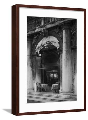 Venice Arches V-Rita Crane-Framed Art Print