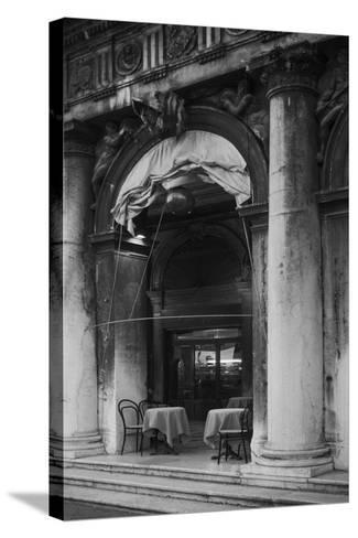 Venice Arches V-Rita Crane-Stretched Canvas Print