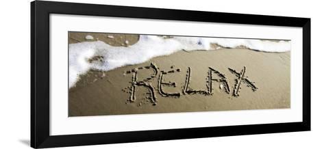Relax-Alan Hausenflock-Framed Art Print