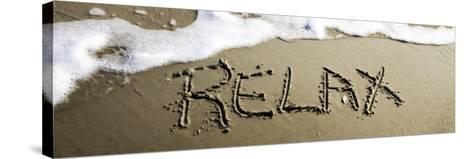 Relax-Alan Hausenflock-Stretched Canvas Print