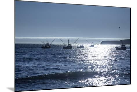 Fishing Boats I-Rita Crane-Mounted Photographic Print