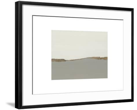 Wind Fence-Sammy Sheler-Framed Art Print