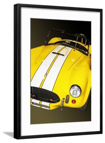 Classic Cobra I-Alan Hausenflock-Framed Art Print