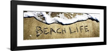 Beach Life-Alan Hausenflock-Framed Art Print