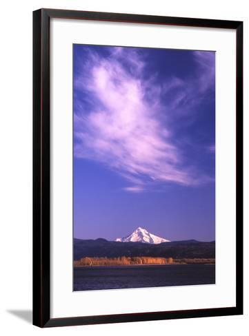 Mt. Hood XVIII-Ike Leahy-Framed Art Print