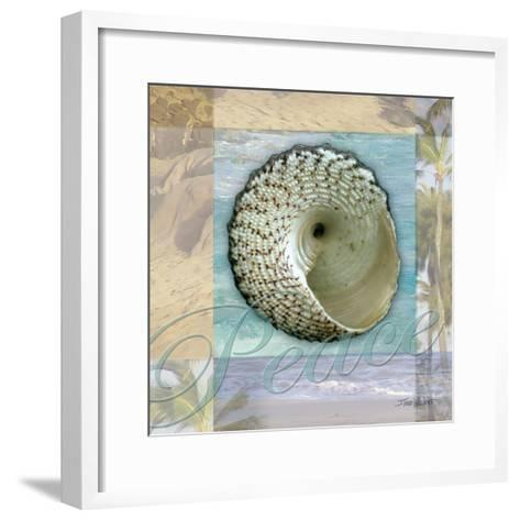 Peace Shell-Todd Williams-Framed Art Print
