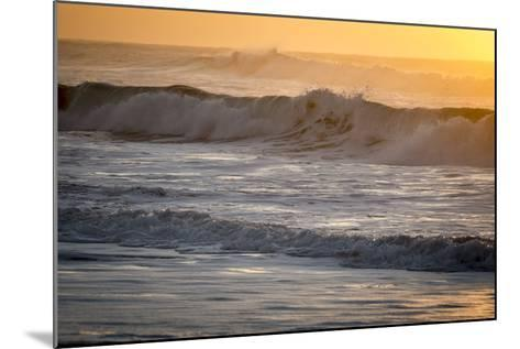 Ocean Sunrise I-Beth Wold-Mounted Photographic Print