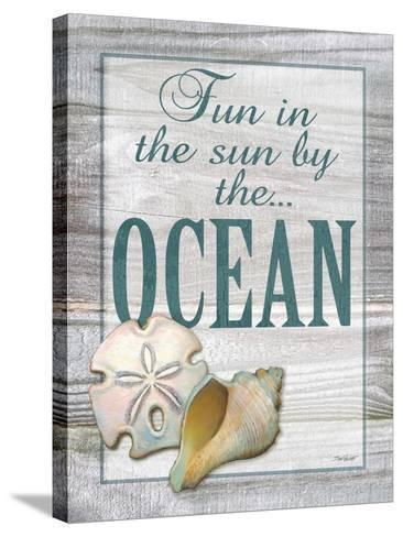 Fun in the Sun - Mini-Todd Williams-Stretched Canvas Print