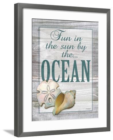 Fun in the Sun - Mini-Todd Williams-Framed Art Print
