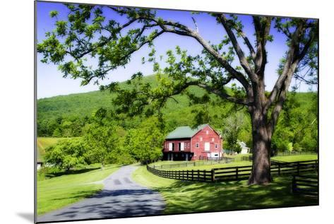 Farms and Fields II-Alan Hausenflock-Mounted Photographic Print