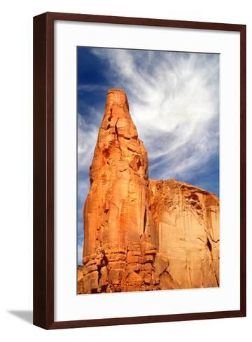 Navajo Skies-Douglas Taylor-Framed Art Print