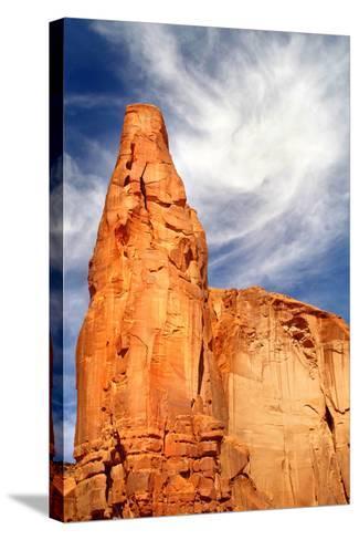 Navajo Skies-Douglas Taylor-Stretched Canvas Print