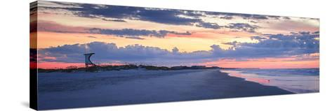 Late Summer Sunrise I-Alan Hausenflock-Stretched Canvas Print