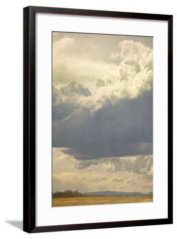 Alberta Sky-Roberta Murray-Framed Art Print