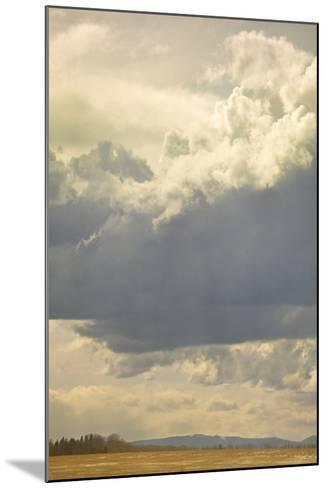 Alberta Sky-Roberta Murray-Mounted Photographic Print
