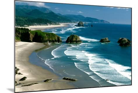 Ecola State Park III-Ike Leahy-Mounted Photographic Print