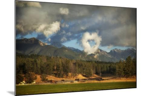 I Heart the Mountains-Roberta Murray-Mounted Photographic Print