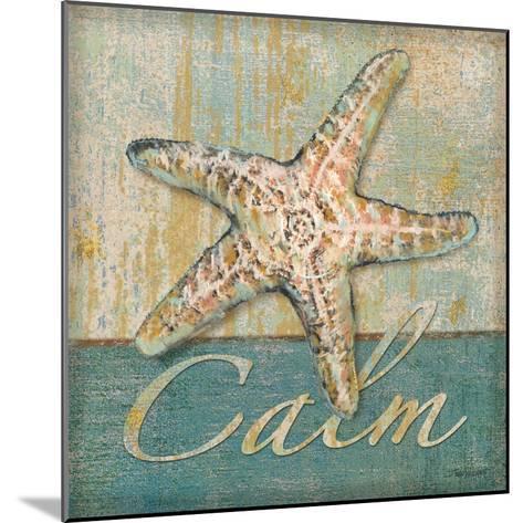 Calm-Todd Williams-Mounted Art Print