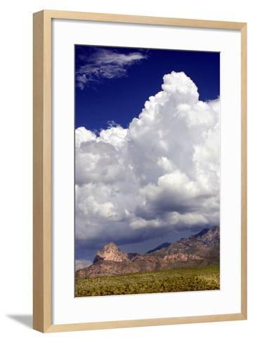 Gathering Summer Storm-Douglas Taylor-Framed Art Print