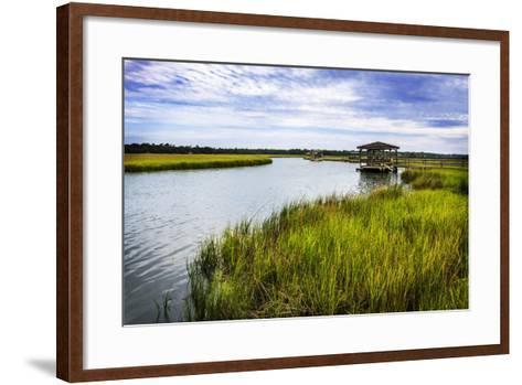 Pauley Island I-Alan Hausenflock-Framed Art Print