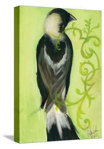 Bird Study III-Arielle Adkin-Stretched Canvas Print