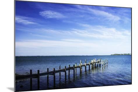 On the Chesapeake I-Alan Hausenflock-Mounted Photographic Print