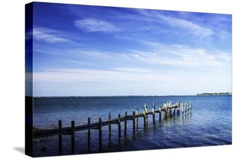 On the Chesapeake I-Alan Hausenflock-Stretched Canvas Print