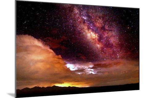 Celestial Storm-Douglas Taylor-Mounted Photographic Print