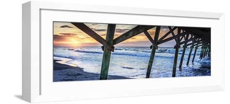 Summer Sunrise III-Alan Hausenflock-Framed Art Print