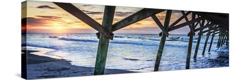 Summer Sunrise III-Alan Hausenflock-Stretched Canvas Print