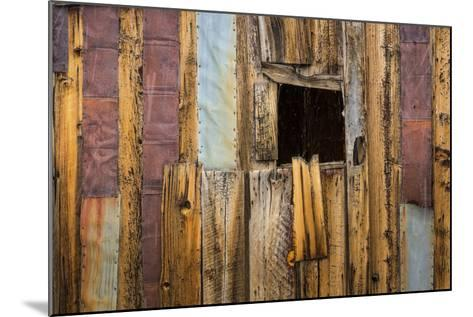 Weathered Wall I-Kathy Mahan-Mounted Photographic Print