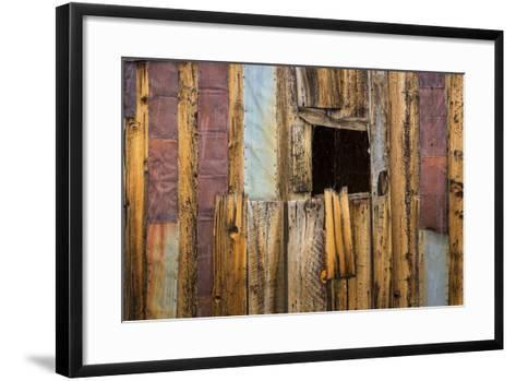 Weathered Wall I-Kathy Mahan-Framed Art Print