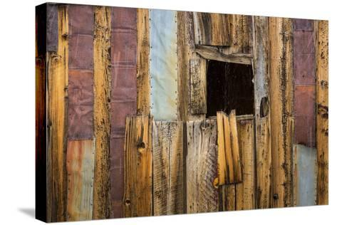 Weathered Wall I-Kathy Mahan-Stretched Canvas Print