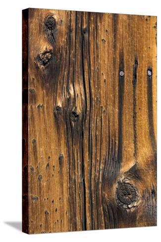 Wood Detail I-Kathy Mahan-Stretched Canvas Print