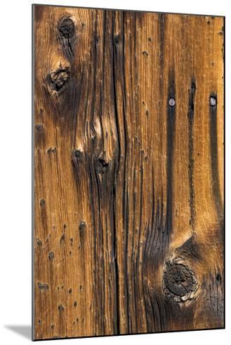 Wood Detail I-Kathy Mahan-Mounted Photographic Print
