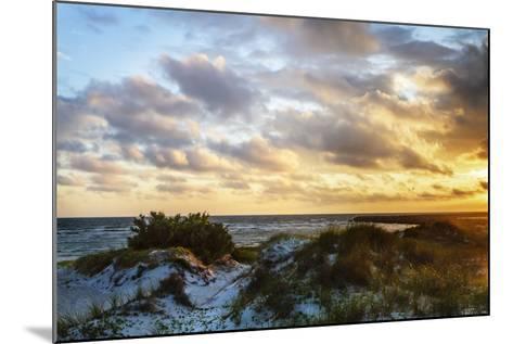 North Bay Sunrise I-Alan Hausenflock-Mounted Photographic Print